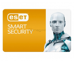 ESET NOD32 SMART SECURITY FAMILY 1 an